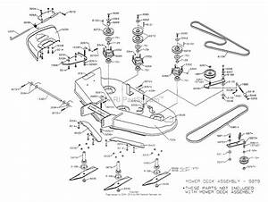 Dixon Ztr 4515b  1999  Parts Diagram For Mower Deck 42 U0026quot