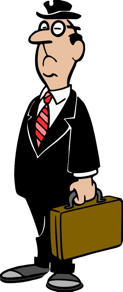 Businessman Clipart Business Clipart Clipart Library