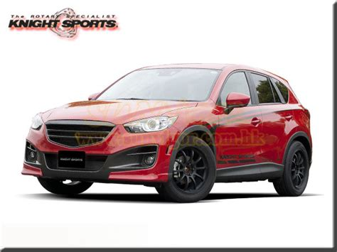Mazda Cx 5 Modification by Sports Mazda Cx 5 Ke Modification Japan Car