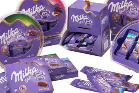 Mondelez launches Milka chocolate in China | Food Industry ...
