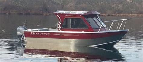 Jet Boat Vs Inboard by Duckworth Welded Aluminum Boats Welded Aluminum Boats