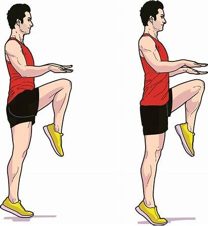 Warm Exercise Running Injury Workout