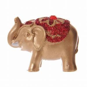 Elephant Porte Bonheur : mini el phant paillet rouge porte bonheur marcoeagle ~ Melissatoandfro.com Idées de Décoration