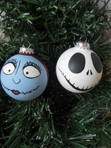 geek art gallery crafts hand painted xmas ornaments