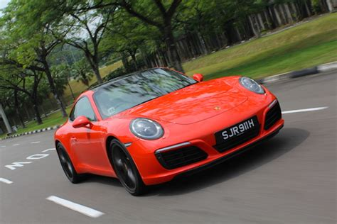 porsche singapore new porsche 911 review turbo transformation