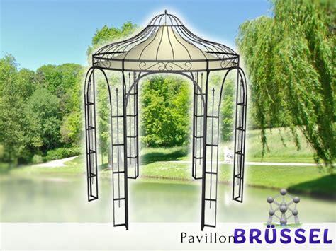 metall pavillon rund pavillon metall rund gartenlaube br 220 ssel ausgefallen