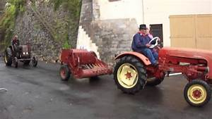 Materiel Agricole Ancien : d fil de tracteurs anciens 2013 saint ch ly d 39 aubrac youtube ~ Medecine-chirurgie-esthetiques.com Avis de Voitures