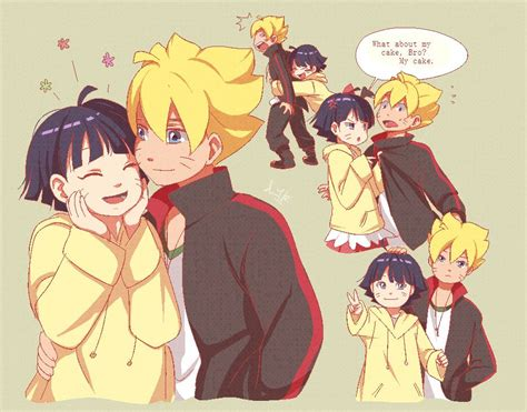 Boruto And Himawari, What I Hope Their Relationship Is