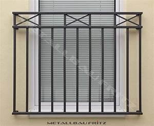 franzosischer balkon 61 02 metallbau fritz With französischer balkon mit skulpturen garten modern