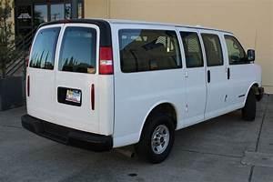 2004 Gmc Savana 3500 Cargo Van 7