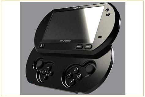 La Nouvelle Console De Jeux Ngp De Sony Sortira Fin 2011