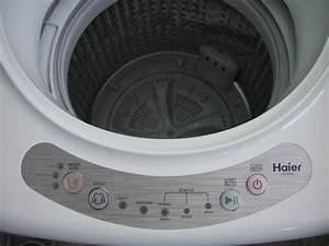 Haier Portable Washer