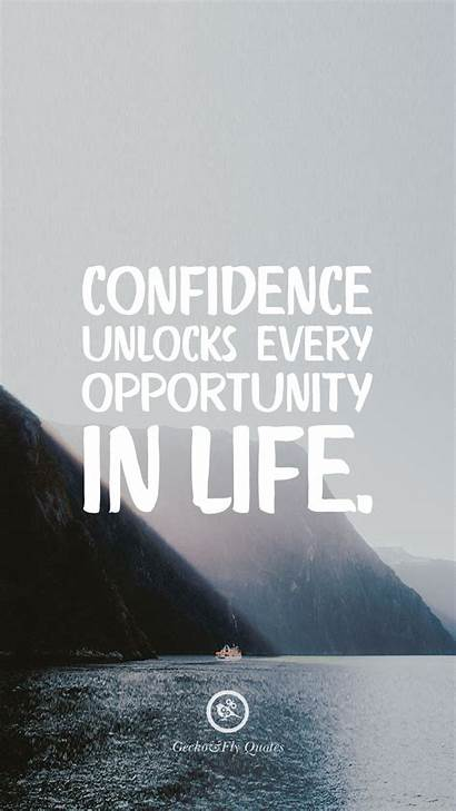 Motivational Quotes Iphone Inspirational Wallpapers Confidence Desktop