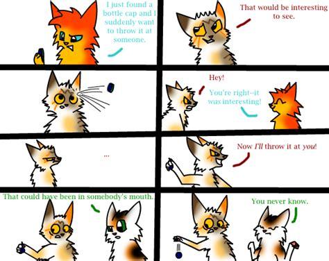 Warrior Cats Funny Quotes. QuotesGram