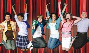 Kids in San Jose, CA | 'High School Musical'