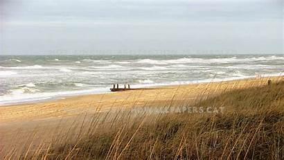 Obx Desktop Outer Shore Banks Carolina Sea