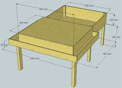 Lego, Legos And Table Plans