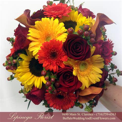 Sunflowers Buffalo Wedding And Event Flowers By Lipinoga