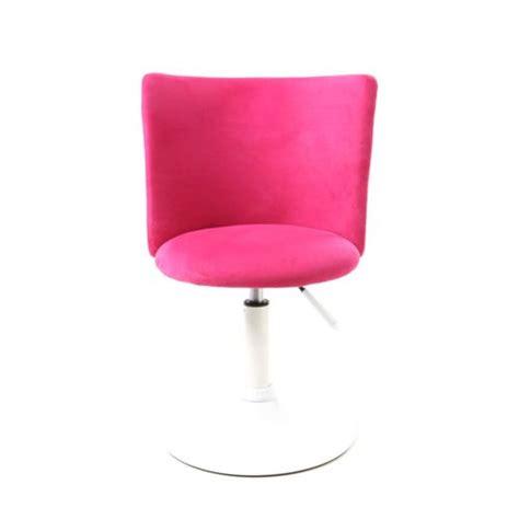 chaise de bureau pour fille miliboo chaise de bureau enfant et blanche