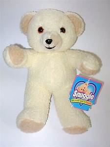 1997 Snuggle Fabric Softener Teddy Bear with Tags 14 ...