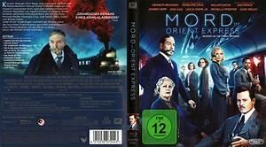 Mord Im Orient Express Blu Ray Cover German Deutsch German