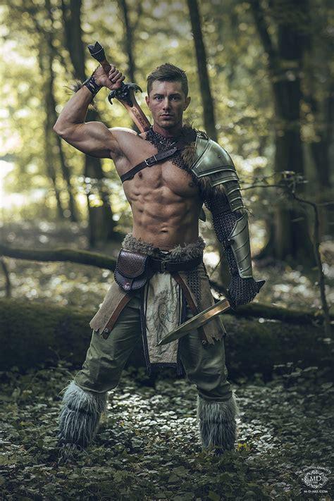 Celtic Warrior By Mdarts On Deviantart