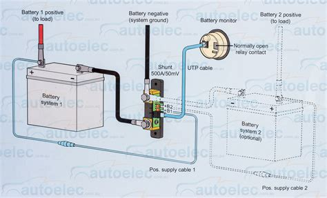 Wiring A Dual Battery System by Victron Dual Battery System Smart Bluetooth Monitor