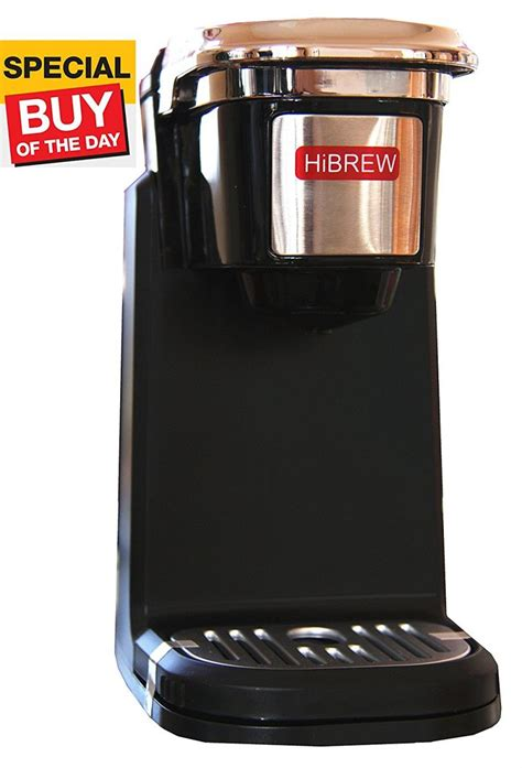 Best coffee considers the lifeblood that fuels the dreams of champions. HiBREW Cyber Monday Deals Week Single Serve Black Compact ...