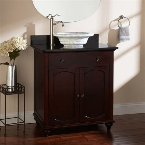 Small Bathroom Vanities With Sink by Small Bathroom Vanities With Vessel Sinks To Create Cool