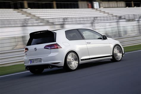 production spec vw golf gti clubsport previewed