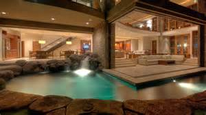 home with pool luxury homes with indoor pools pool design ideas