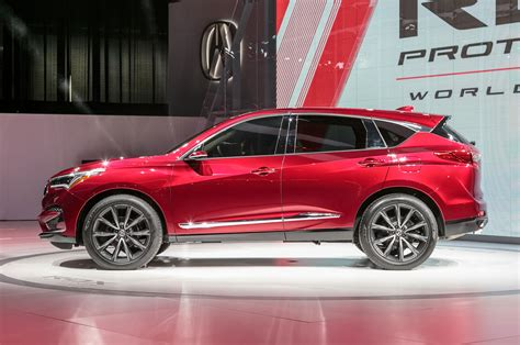 2019 Acura RDX : 2019 Acura Rdx Prototype Preps For More Acronyms