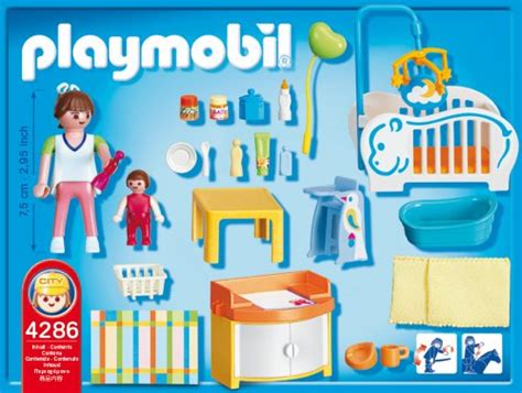 galleon playmobil baby 39 s room