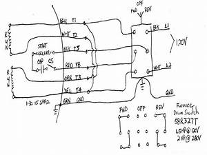 Asynchronous Motor Wiring Diagrams
