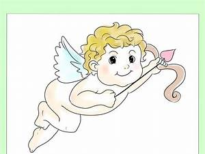 How to Draw Cupid: 8 Steps (with Pictures) - wikiHow