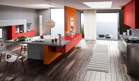 Kitchen Cabinets Decorating Ideas - diseño de cocinas modernas al estilo arte pop construye hogar