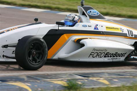 Buri Extends Formula Ford Gb Advantage At Rockingham