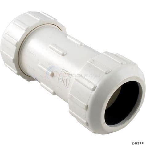 dresser couplings for pvc pipe flo coupling compression dresser 1 1 2 quot 110 15