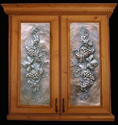 kitchen cabinet door inserts metal cabinet door inserts