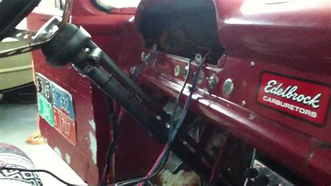 Wiring Ford Pickup Truck Youtube
