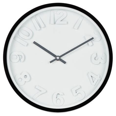 horloge murale personnalisee photo horloge murale blanc noir rona