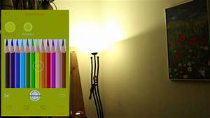 Lichtsteuerung Per App : osram lightify test lichtsteuerung per app youtube ~ Watch28wear.com Haus und Dekorationen