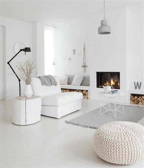 chambre style nordique déco salon gris 88 idées pleines de charme