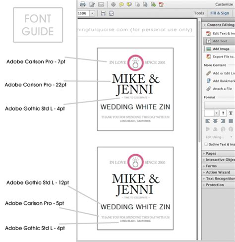 mini wine bottle labels templates learn how to make these chic wine bottle wedding favors