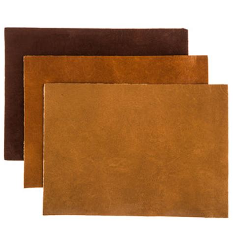 Cowhide Pieces by Goatskin Trim Pack Hobby Lobby 1324078