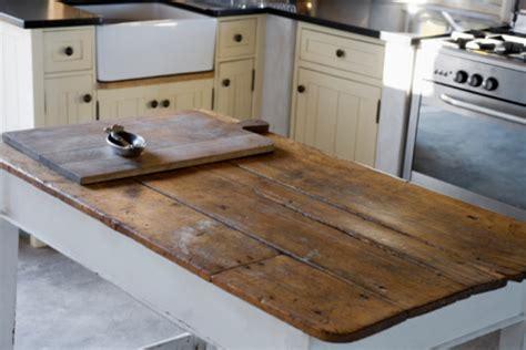 wood island tops kitchens hoztisch aus alten h 246 lzern bauen dashandwerk info 1583