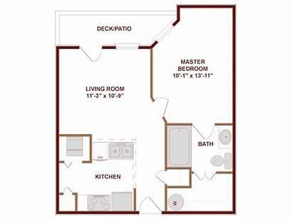 Plans Floor Apartment 500 Square Foot Under