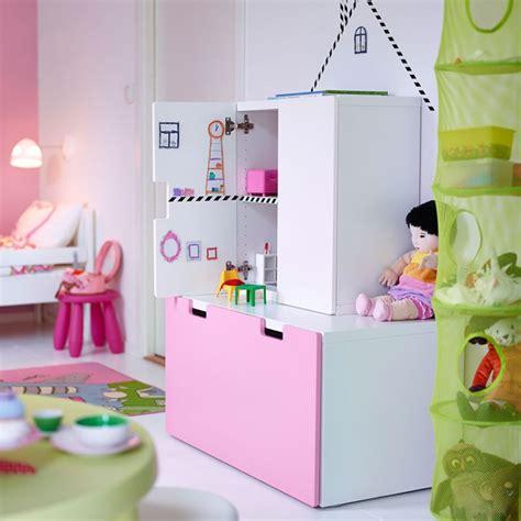 chambre chez ikea idée rangement chambre enfant avec meubles ikea
