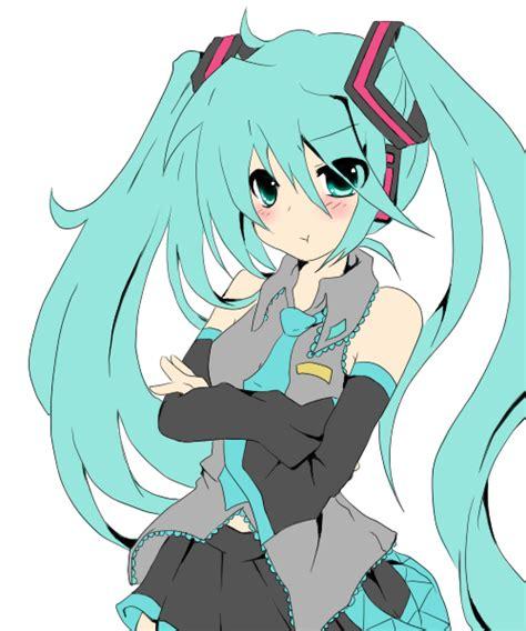 tsundere miku personajes futa anime hatsune animes gender bender luka tsunderes lolicon kink manga dont odd photoshop don wattpad vietsub