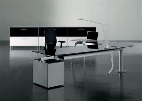 contemporary bureau desk modern glass office desk pixshark com images